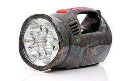 Tocha elétrica do diodo emissor de luz Imagens de Stock