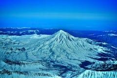 Tochal berg royaltyfri bild