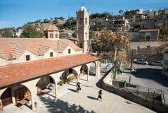 Tochni Village Cyprus Royalty Free Stock Photos