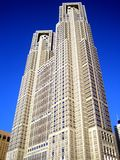 Tocho, Tokyo Metropolitan Government Office Royalty Free Stock Images
