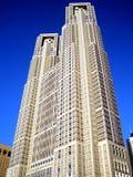 Tocho, Tokyo-Metropolitanregierungsstelle Lizenzfreie Stockbilder