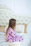Tochterhandlung am Vater Stockfotografie