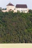 Tocnik castle. In Czech Republic Stock Images