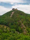 Tocnik Castle Stock Photo