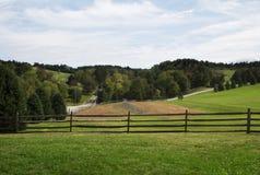 Toczni wzgórza Zdjęcia Stock
