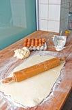 Toczny ciasto Obraz Royalty Free