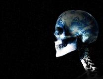 Tod der Welt Stockfotografie