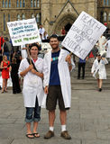 Tod des Beweises März in Ottawa Stockfotos