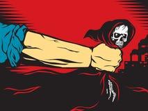 Tod ist Tod Stockfotos
