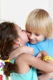 Toda a idade é obediente amar Imagens de Stock Royalty Free