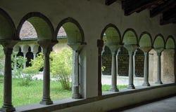 Toda la abadía de los santos - Schaffhausen Foto de archivo