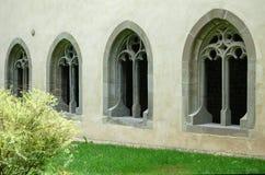 Toda la abadía de los santos - Schaffhausen Fotos de archivo