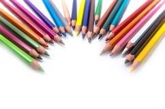 Toda la clase de colores Foto de archivo