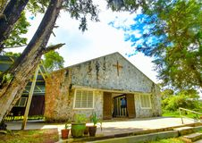 Toda la iglesia del ` de las almas, Cameron Highlands, Malasia Imágenes de archivo libres de regalías