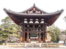 The Todai Ji Bell Stock Photo