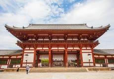 Todai-ji in Nara Stock Photos