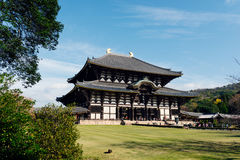 Todai-ji, Nara, Japan. Stock Photo