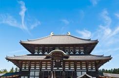 Todai-ji Tempel Stockfoto