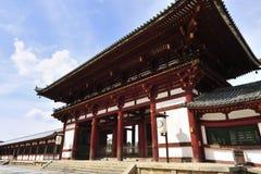 Todai-ji Temple Royalty Free Stock Photo