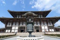 Todai-ji Temple Stock Photo
