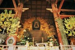 Todai-ji Temple, Nara Stock Images