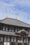 Todai-ji Temple. Nara. Japan Stock Photography