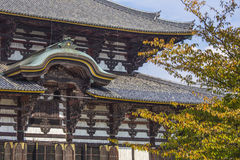 Todai-ji Temple. Nara. Japan Royalty Free Stock Images