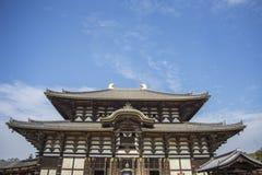 Todai-ji Temple. Nara. Japan Stock Photography