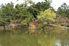 Todai-ji Temple of Nara,Japan Stock Image