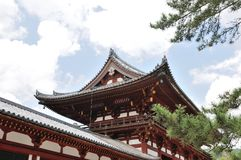 Todai-ji Temple Royalty Free Stock Image