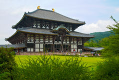 Todai-ji Royalty Free Stock Photo