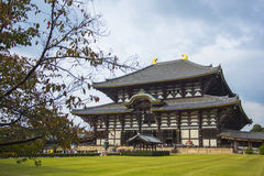 Todai-ji Temple. Royalty Free Stock Photography