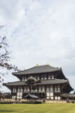 Todai-ji Temple. Stock Image