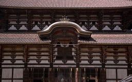 Todai Temple, Nara, Japan Royalty Free Stock Photography