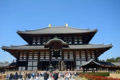 Todai Temple, Nara, Japan Royalty Free Stock Photos