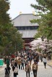 Todai -todai-ji Stock Foto's