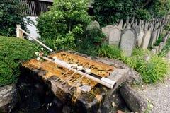 Todaiji寺庙在奈良-日本 库存照片