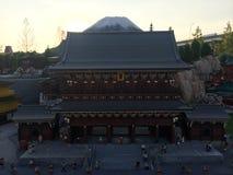 Todaiji Świątynia obrazy royalty free