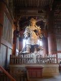 Todaiji świątynia Oni Zdjęcie Stock