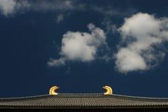 Todaiji Ιαπωνία Στοκ εικόνα με δικαίωμα ελεύθερης χρήσης