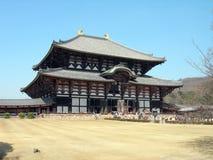 寺庙todaiji 图库摄影