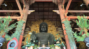 Todaiji Buddha Stock Photos