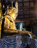 Todaiji Buddhas Royalty Free Stock Images