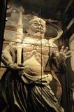todaiji för demonguardjapan nara tempel Royaltyfri Foto