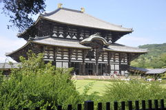 Todaiji in Japan Stock Afbeelding