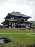 Todaiji Tempel Stockbild
