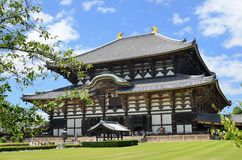 Todaiji Temple Royalty Free Stock Photos