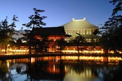 Todaiji Temple royalty free stock photos
