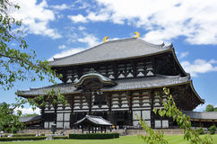 Todaiji Temple Stock Images