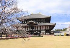 Todaiji Temple Great Eastern Temple, Nara, Japan royalty free stock images